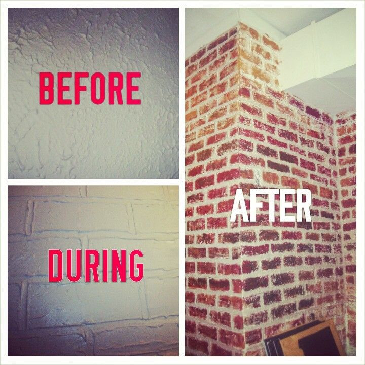 Best ideas about DIY Brick Walls . Save or Pin Best 25 Faux brick walls ideas on Pinterest Now.