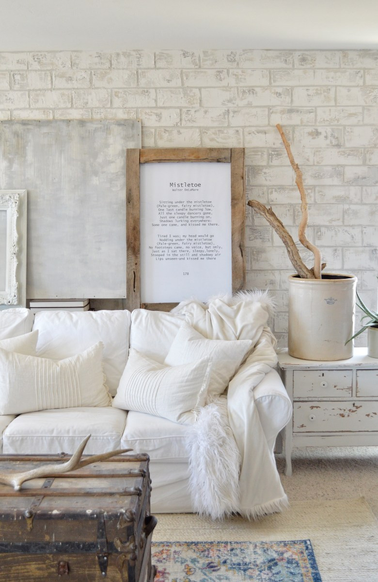Best ideas about DIY Brick Walls . Save or Pin DIY Faux Brick Wall Now.