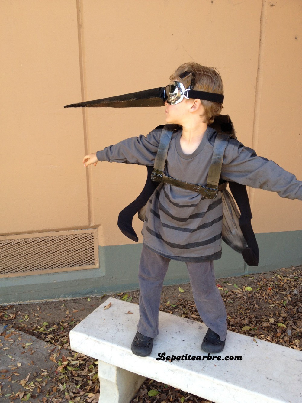 Best ideas about DIY Bug Costume . Save or Pin Halloween THE CARDBOARD COLLECTIVE Now.