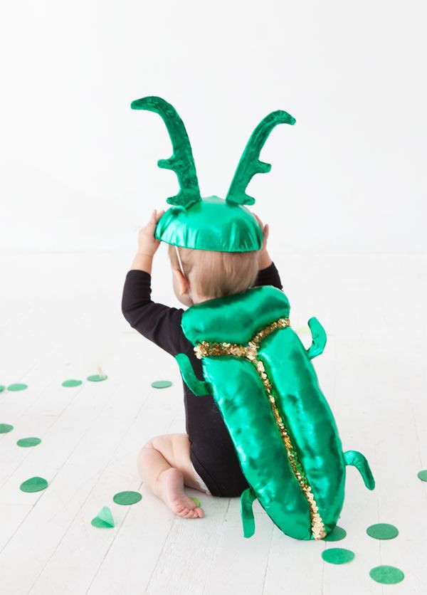 Best ideas about DIY Bug Costume . Save or Pin Beetle Baby Costume DIY Halloween Costumes Now.