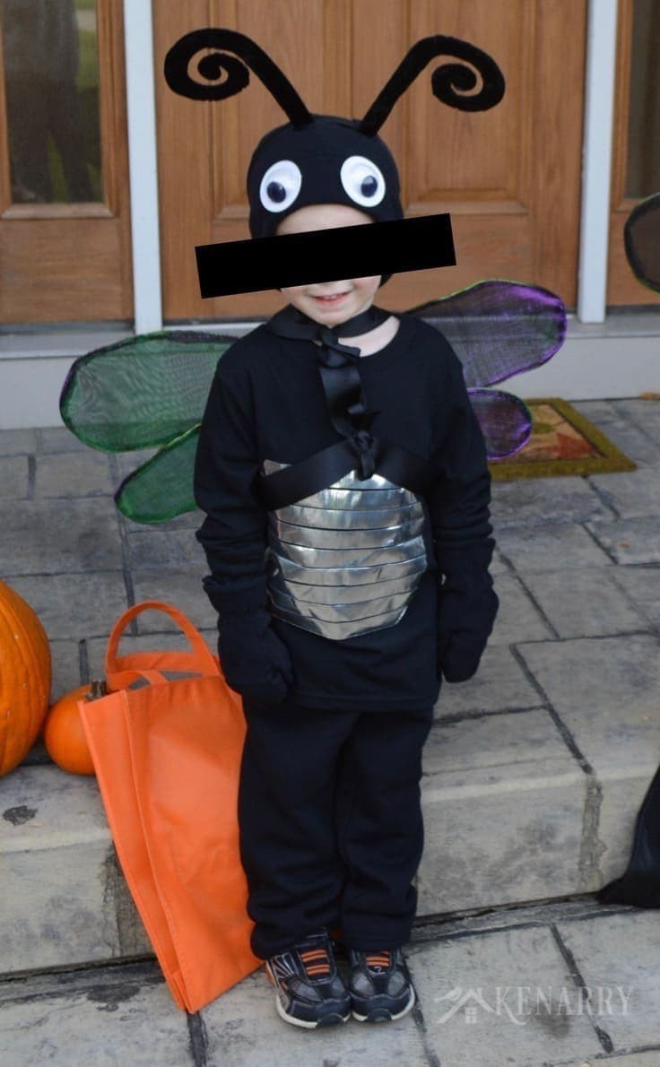 Best ideas about DIY Bug Costume . Save or Pin Firefly Costume DIY Lightning Bug Idea for Halloween Now.