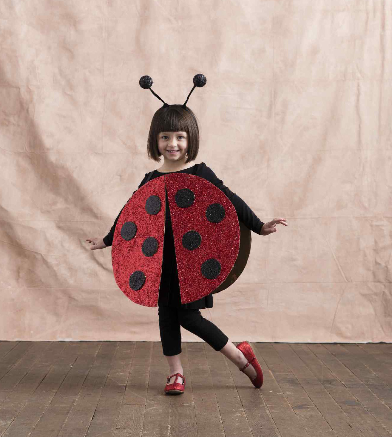 Best ideas about DIY Bug Costume . Save or Pin DIY Ladybug Costume Now.