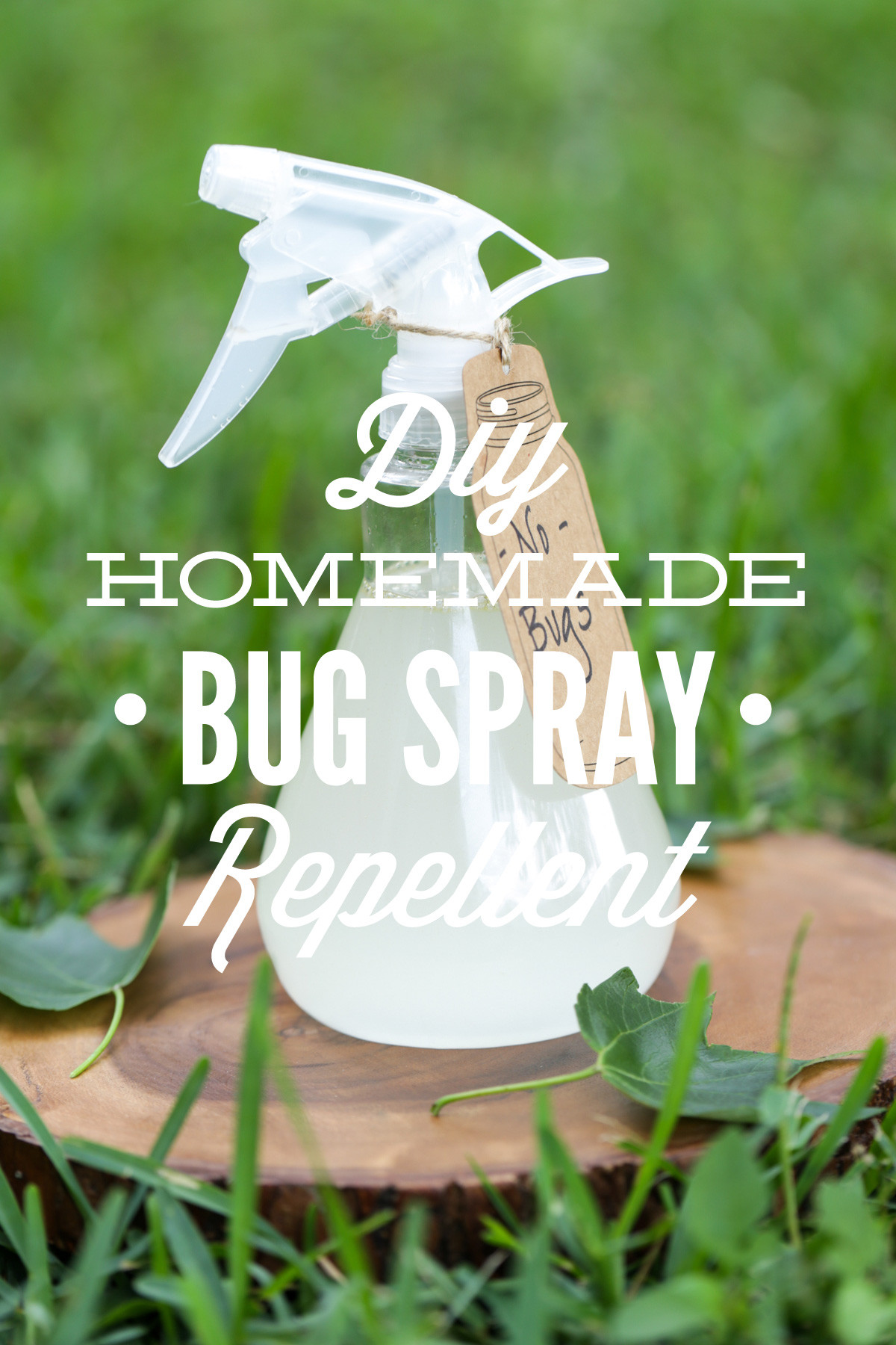 Best ideas about DIY Bug Spray . Save or Pin DIY Homemade Bug Spray Repellent Live Simply Now.