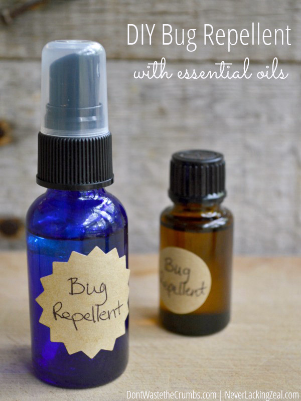 Best ideas about DIY Bug Spray . Save or Pin Homemade Bug Repellent with Essential Oils Now.