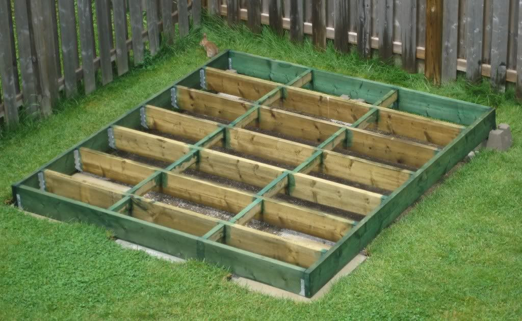 Best ideas about DIY Building Kits . Save or Pin DIY Shed How To Plan And Build A Shed Base Now.