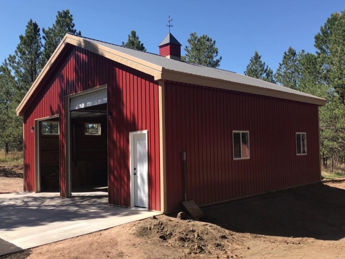 Best ideas about DIY Building Kits . Save or Pin Metal barn kit easy x metal building garage diy steel Now.