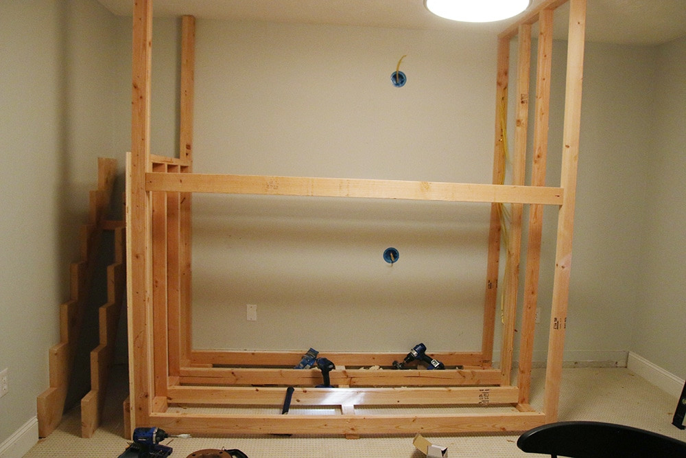 Best ideas about DIY Built In Bunk Beds . Save or Pin e Room Challenge Week 2 Now.