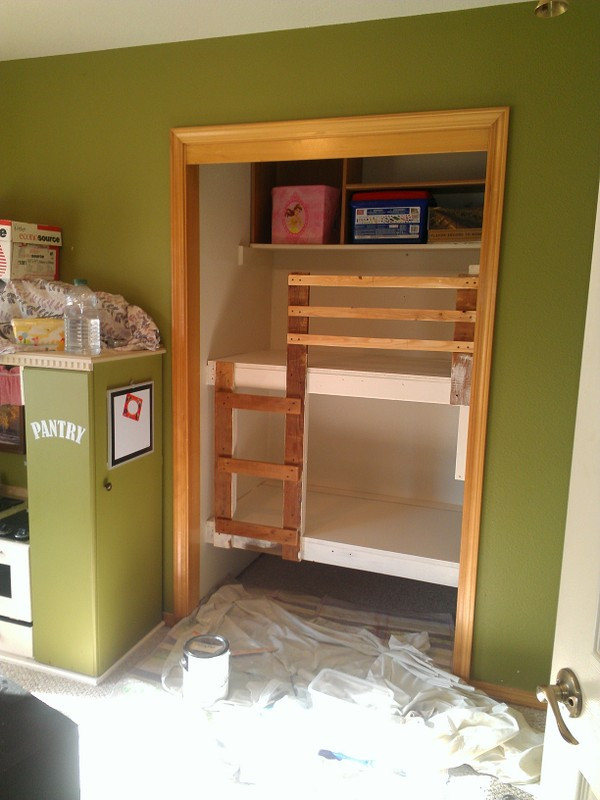 Best ideas about DIY Built In Bunk Beds . Save or Pin DIY Unique Built In Bunk Beds Now.