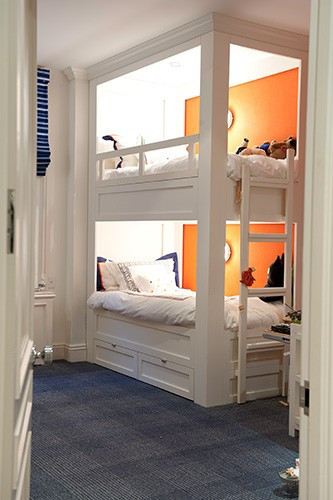 Best ideas about DIY Built In Bunk Beds . Save or Pin diy double murphy bunk bed quizzical01mis Now.