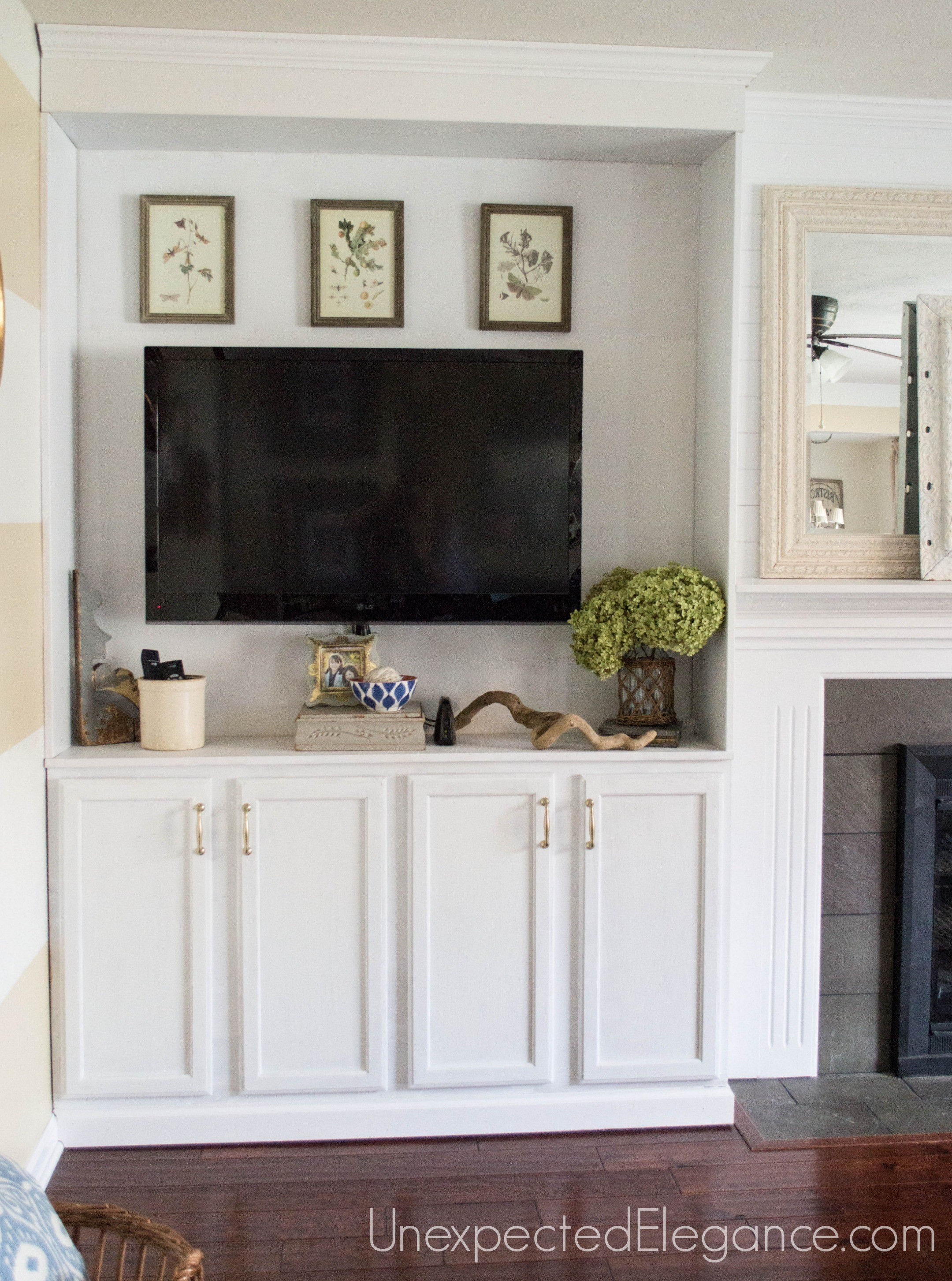 """Best ideas about DIY Built Ins . Save or Pin My """"BIG Finish"""" Now."""
