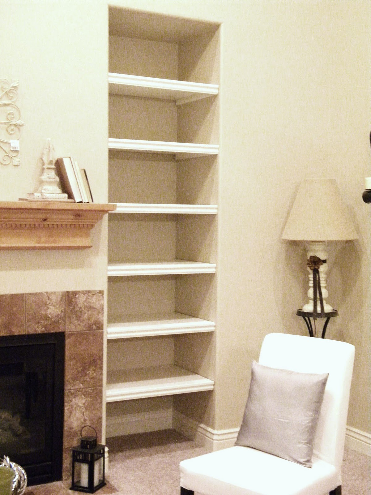 Best ideas about DIY Built Ins . Save or Pin Thrifty and Chic DIY Projects and Home Decor Now.