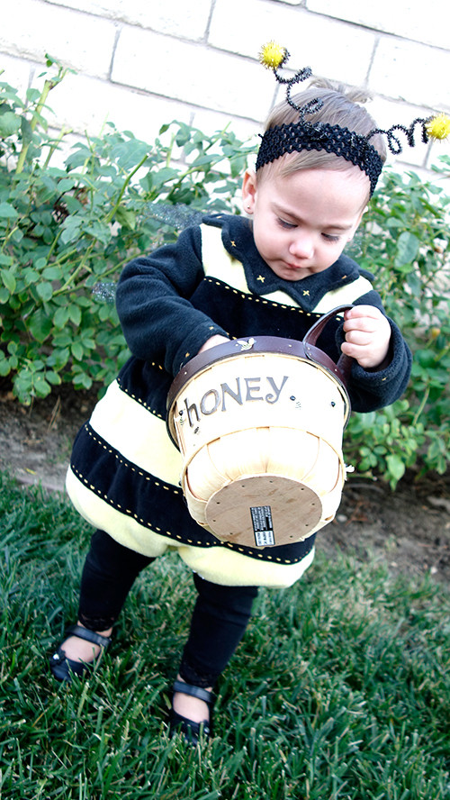 Best ideas about DIY Bumblebee Costume . Save or Pin DIY Bumble Bee Costume Now.