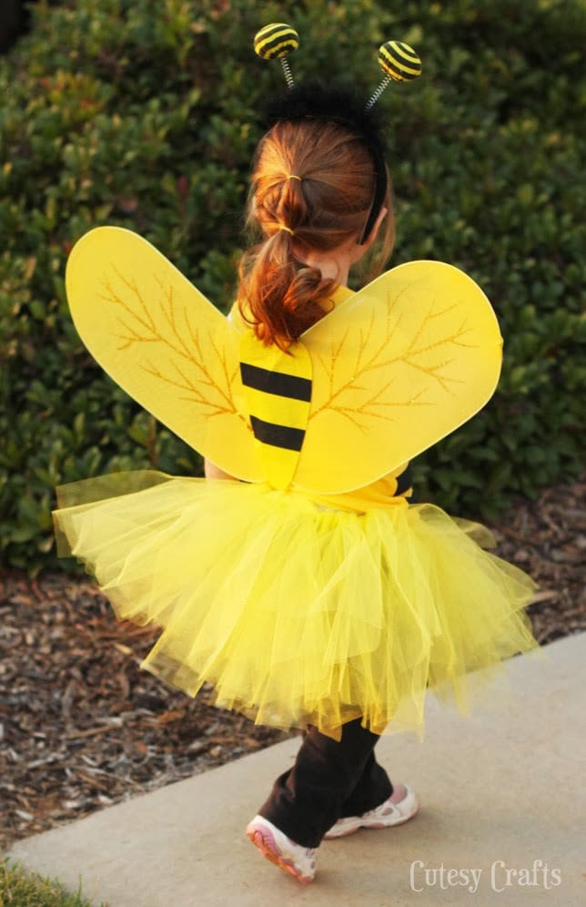 Best ideas about DIY Bumblebee Costume . Save or Pin DIY Bee Costume Cutesy Crafts Now.