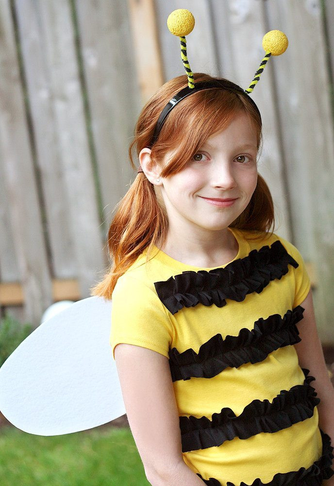 Best ideas about DIY Bumblebee Costume . Save or Pin 34 DIY Kid Halloween Costume Ideas C R A F T Now.