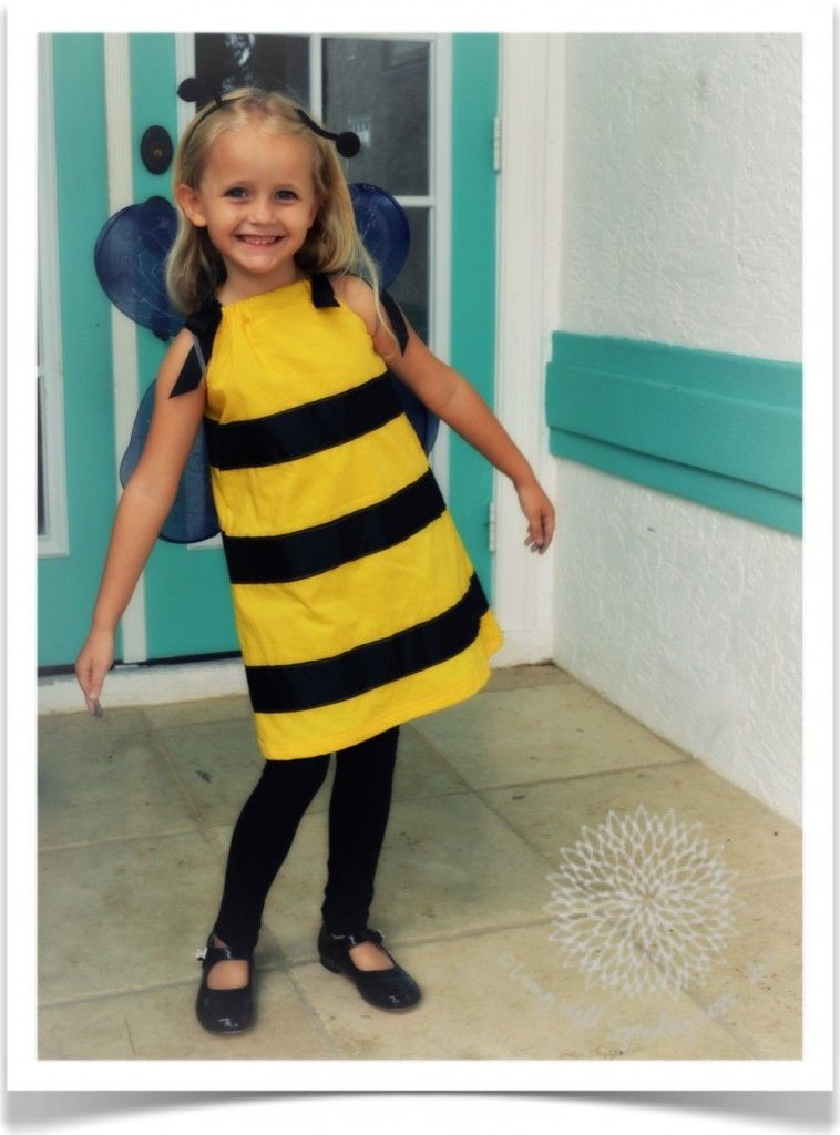 Best ideas about DIY Bumblebee Costume . Save or Pin Halloween DiY Bumblebee Costume Part 2 Now.