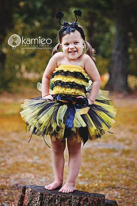 Best ideas about DIY Bumblebee Costume . Save or Pin 24 Great DIY Kids Halloween Costumes Ideas Style Motivation Now.