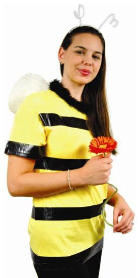 Best ideas about DIY Bumblebee Costume . Save or Pin A C Moore No Sew Bee Costume Now.