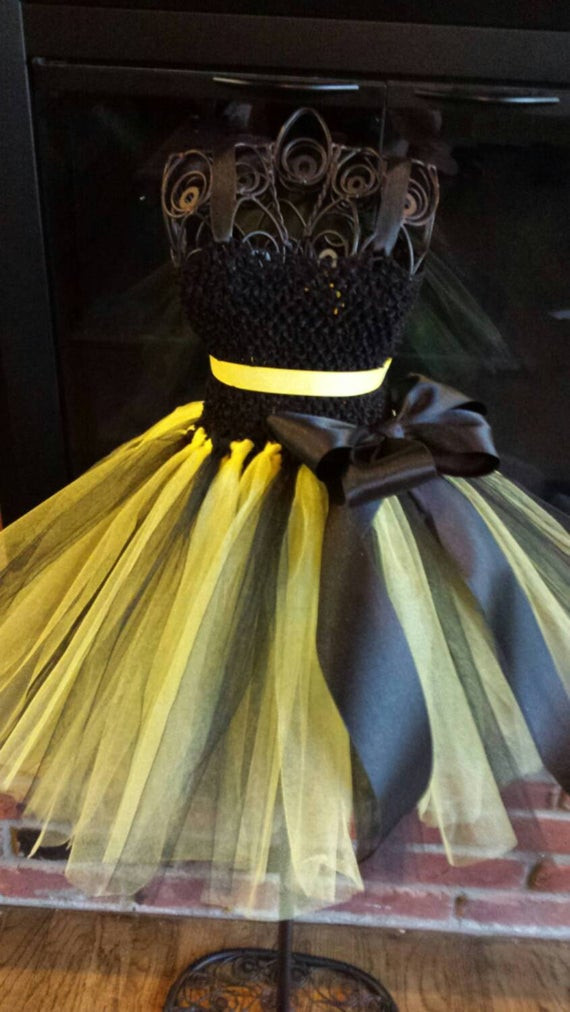 Best ideas about DIY Bumblebee Costume . Save or Pin Bumblebee Dress Bumble Bee Costume Bee Tutu Dress by Now.