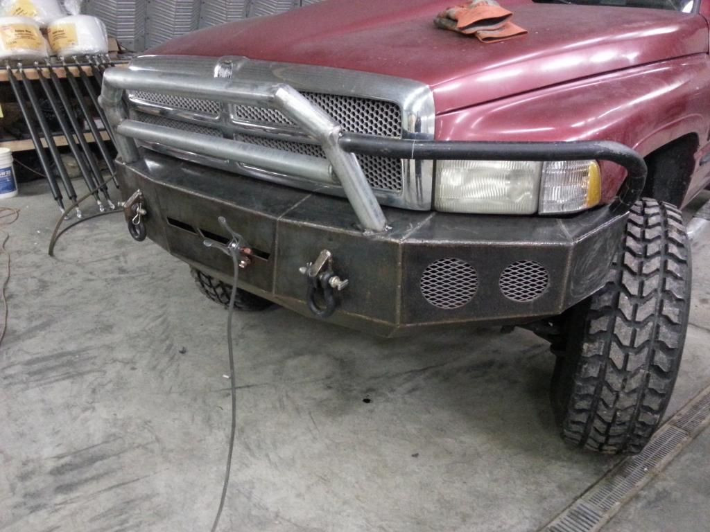 Best ideas about DIY Bumper Kit . Save or Pin Diy bumper kits Page 16 Dodge Cummins Diesel Forum Now.