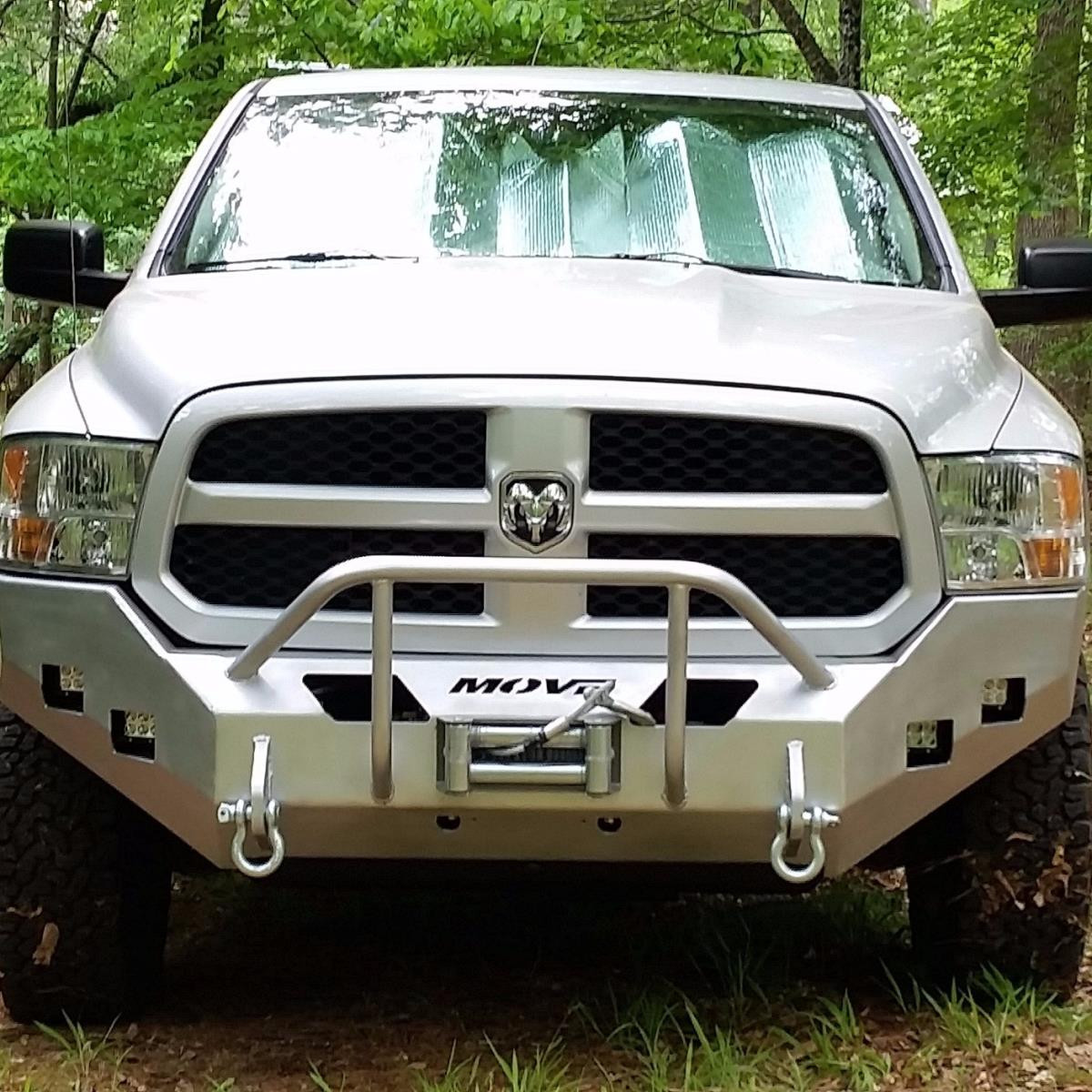 Best ideas about DIY Bumper Kit . Save or Pin DIY Dodge 1500 Bumper 2379 MOVE Now.