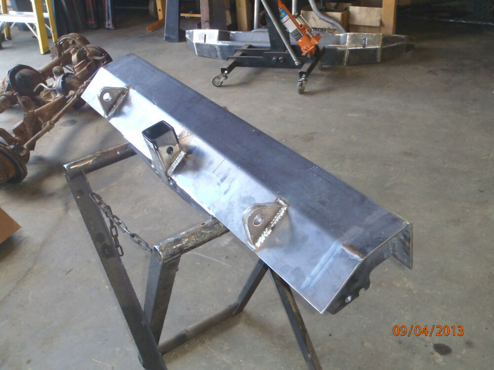 Best ideas about DIY Bumper Kit . Save or Pin Nissan Xterra HARDCORE OFFROAD Rear Bumper DIY WELD UP KIT Now.