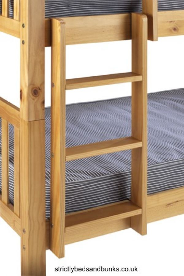 Best ideas about DIY Bunk Bed Ladder . Save or Pin 55 Ladder For Bunk Bed Cabin Bed With Ladder Now.
