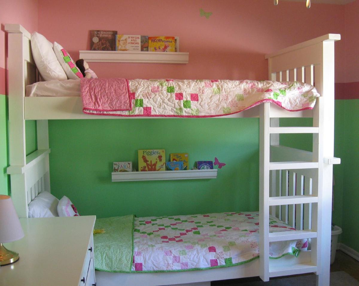 Best ideas about DIY Bunk Bed Ladder . Save or Pin Ana White Now.