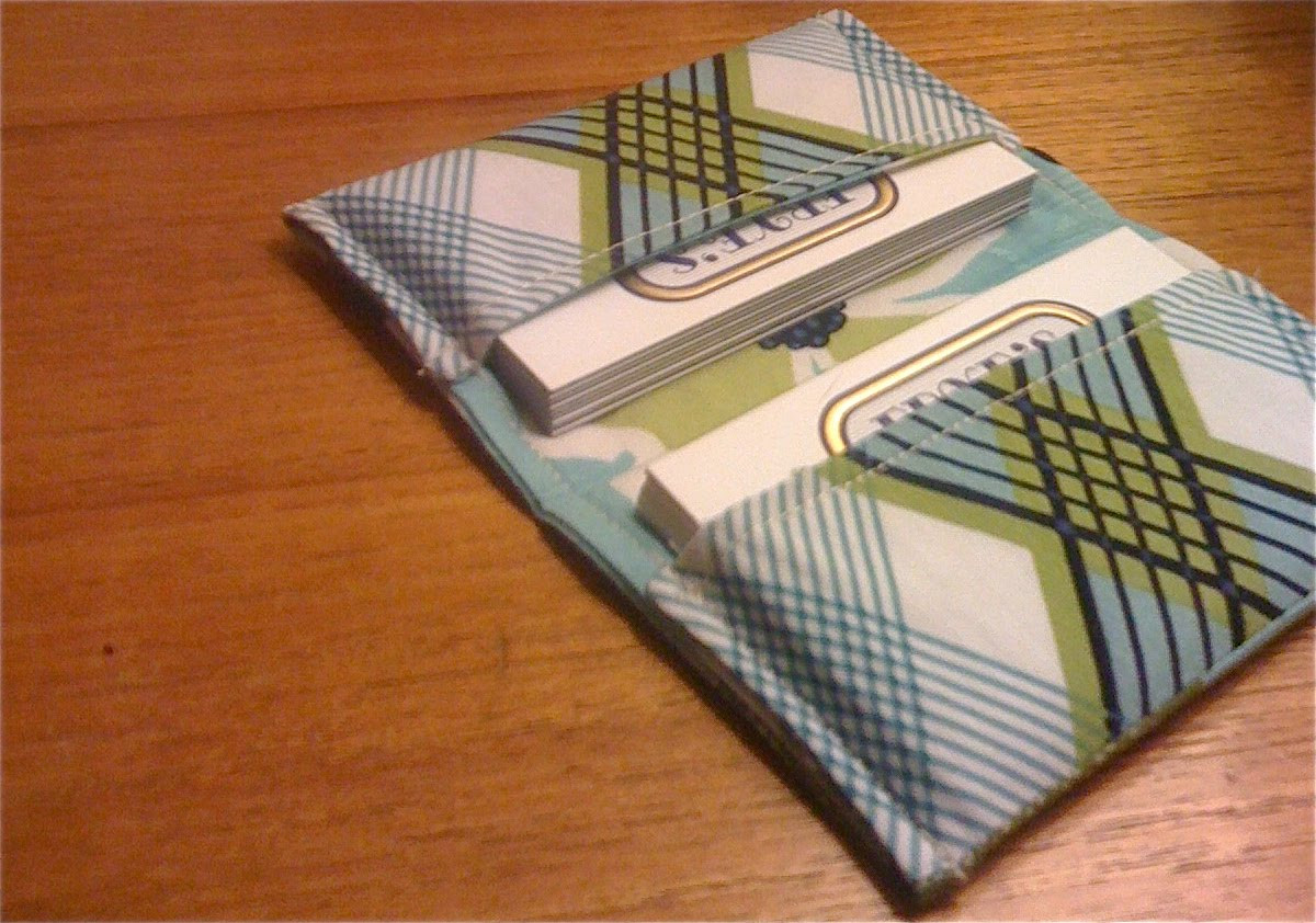 Best ideas about DIY Business Card Holder . Save or Pin Adorning Alabama DIY Business Card Holder Now.