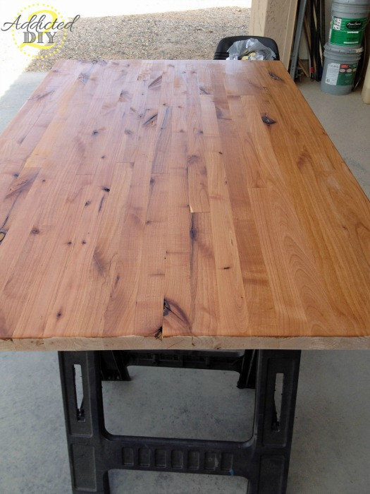 Best ideas about DIY Butcher Block Desk . Save or Pin How to Build Your Own Butcher Block Addicted 2 DIY Now.