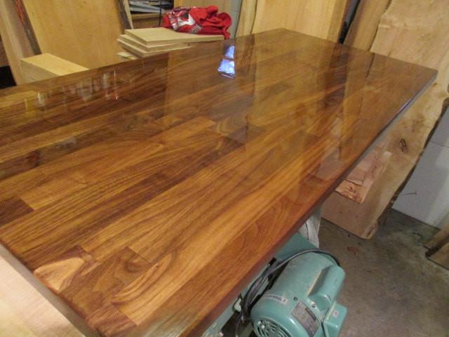 Best ideas about DIY Butcher Block Desk . Save or Pin Walnut Butcher Block Desk Tops 25 wide x 6 ft Now.