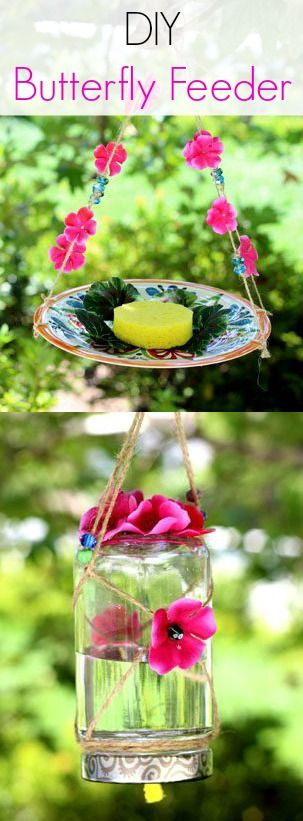 Best ideas about DIY Butterfly Feeder . Save or Pin 25 best ideas about Humming Bird Feeders on Pinterest Now.