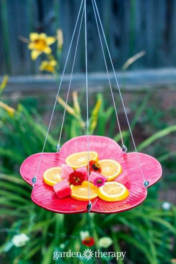 Best ideas about DIY Butterfly Feeder . Save or Pin Garden DIY and Craft Ideas DIYCraftsGuru Now.