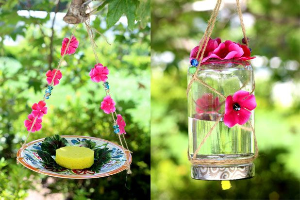 Best ideas about DIY Butterfly Feeder . Save or Pin 14 Beautiful DIY Butterfly Feeders To Make Your Garden A Now.