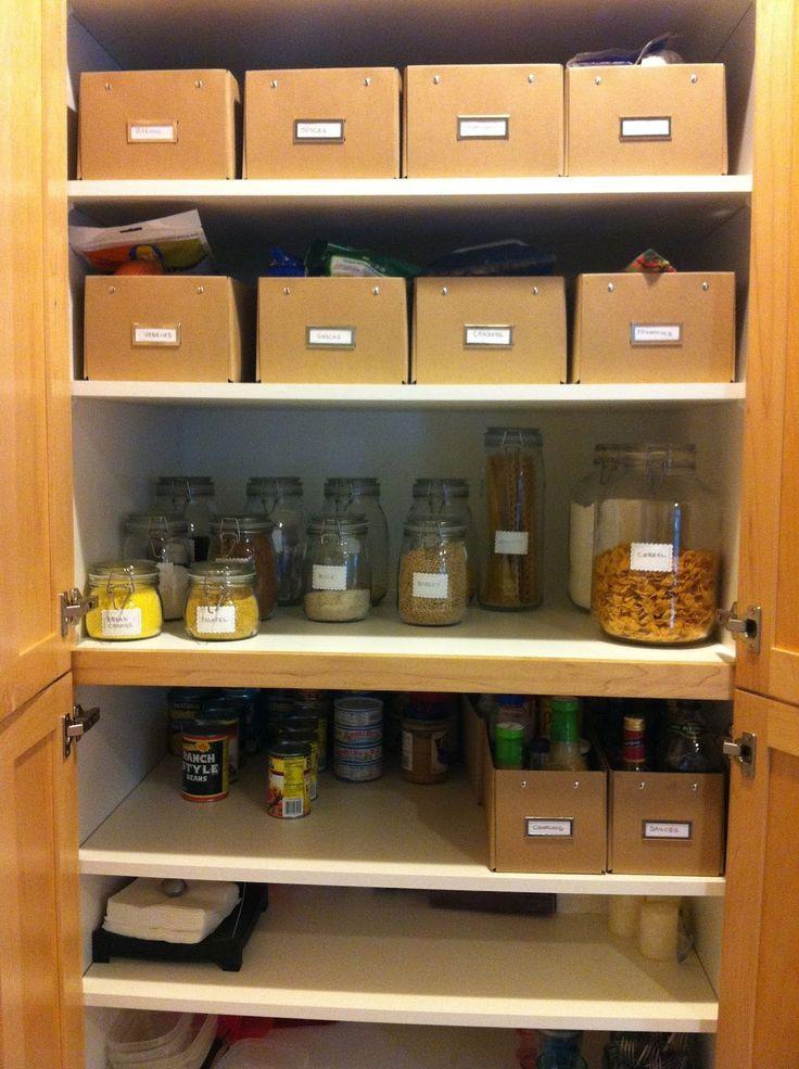 Best ideas about DIY Cabinet Organization . Save or Pin DIY Organization Ideas Now.