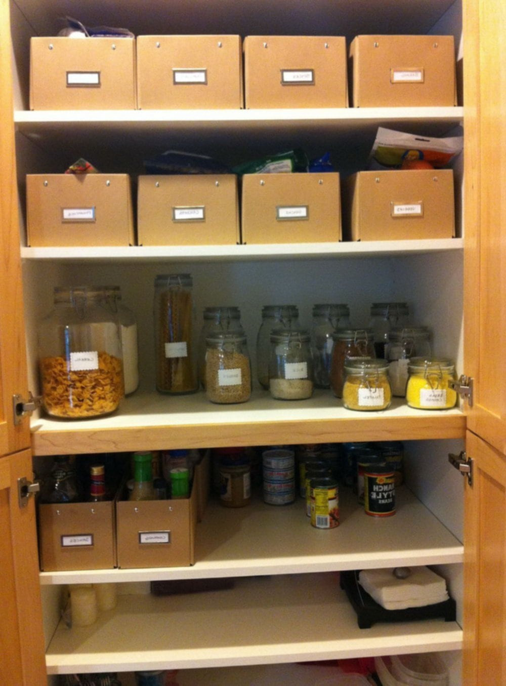 Best ideas about DIY Cabinet Organization . Save or Pin Secret Tips To Kitchen Cabinet Organizers – Loccie Better Now.