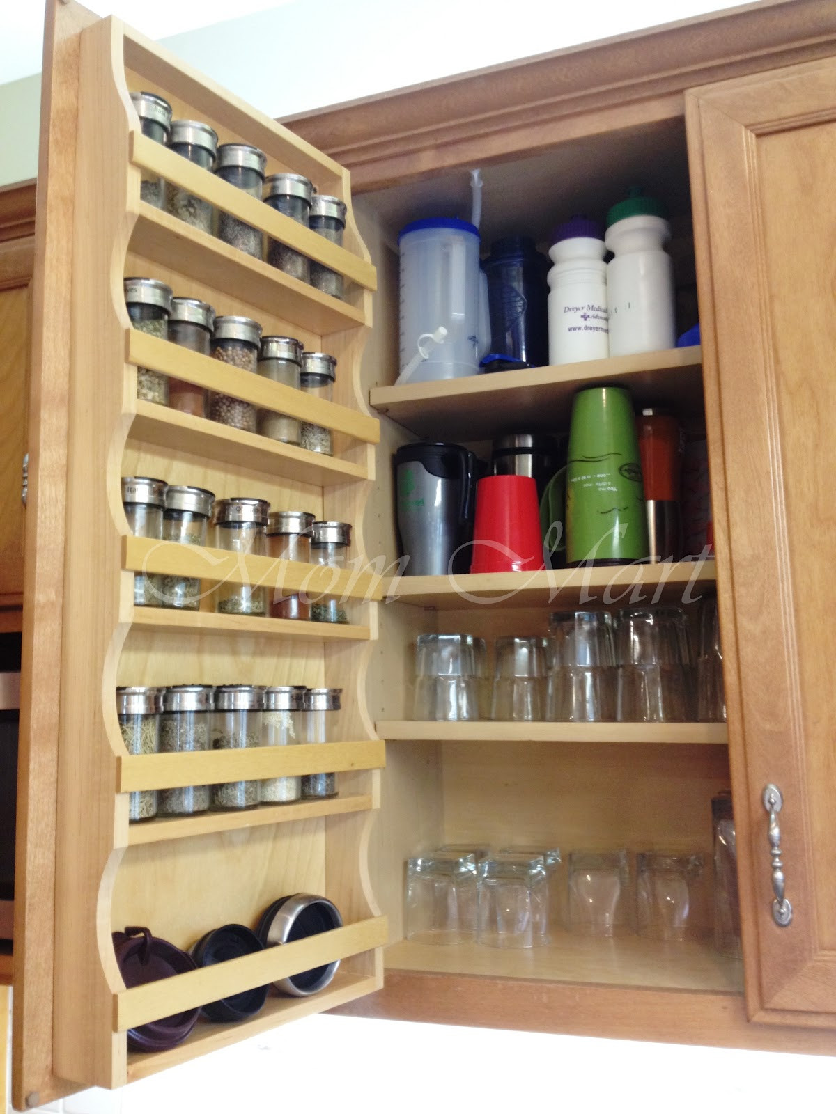 Best ideas about DIY Cabinet Organization . Save or Pin Mom Mart DIY Kitchen Organization Now.