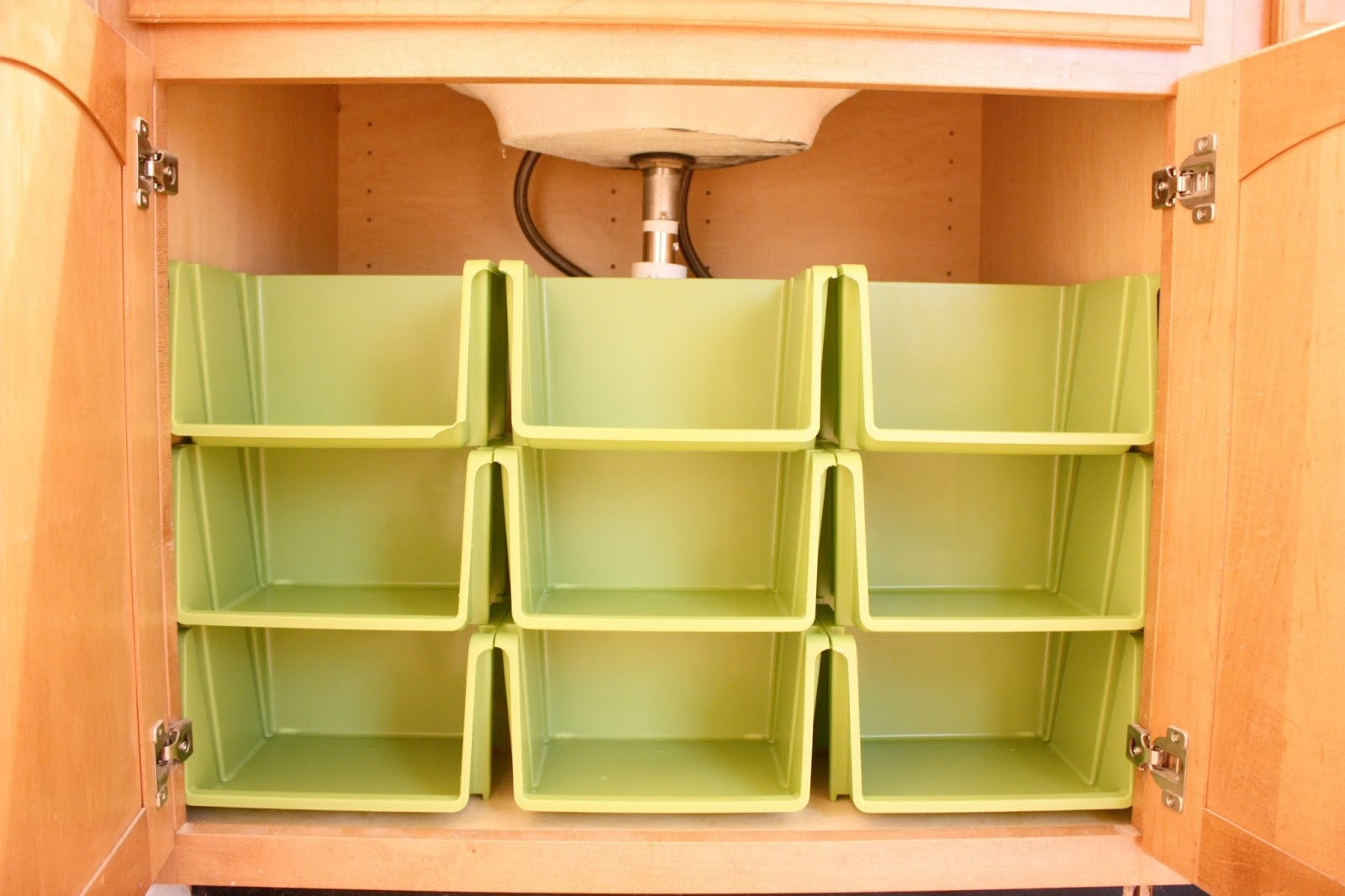 Best ideas about DIY Cabinet Organization . Save or Pin The Orderly Home Bathroom Cabinet Organization Now.