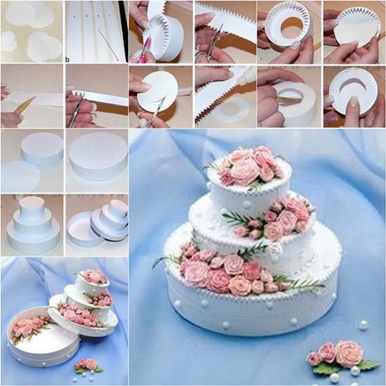 Best ideas about DIY Cake Box . Save or Pin DIY Cake Shaped Gift Boxes Now.