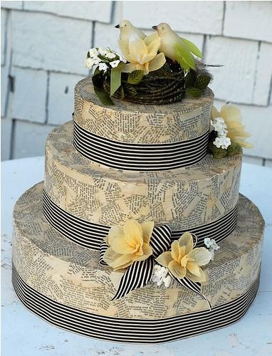 Best ideas about DIY Cake Box . Save or Pin DIY Wedding Cake Card Box ce Wed Now.