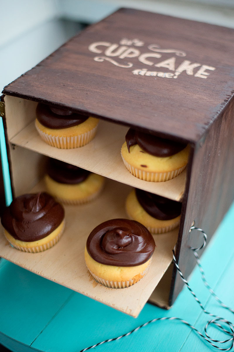 Best ideas about DIY Cake Box . Save or Pin DIY cupcake box The Homesteady Now.