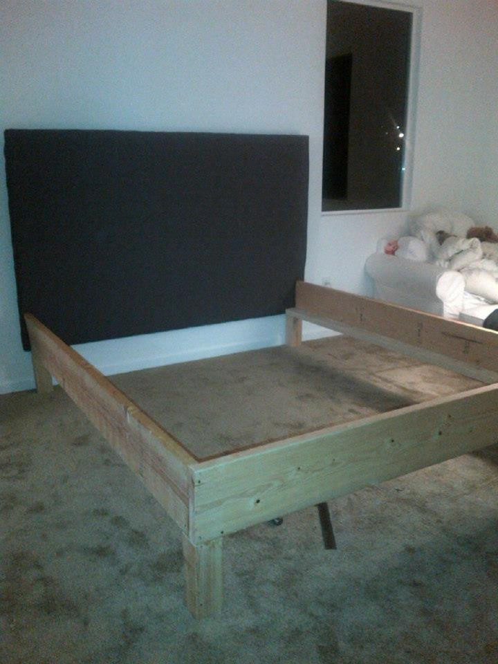 Best ideas about DIY California King Bed Frame . Save or Pin Woodwork California King Bed Frame Diy PDF Plans Now.