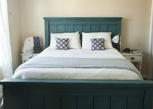 Best ideas about DIY California King Bed Frame . Save or Pin 30 Bud Friendly DIY Bed Frame Projects & Tutorials Now.
