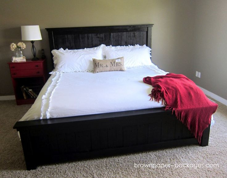 Best ideas about DIY California King Bed Frame . Save or Pin 17 Best ideas about California King Bed Frame on Pinterest Now.