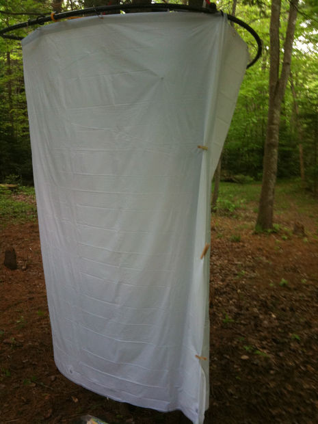 Best ideas about DIY Camp Showers . Save or Pin DIY Camp Shower Enclosure 3 Steps Now.