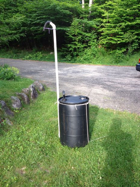 Best ideas about DIY Camp Showers . Save or Pin DIY Outdoor Shower Now.