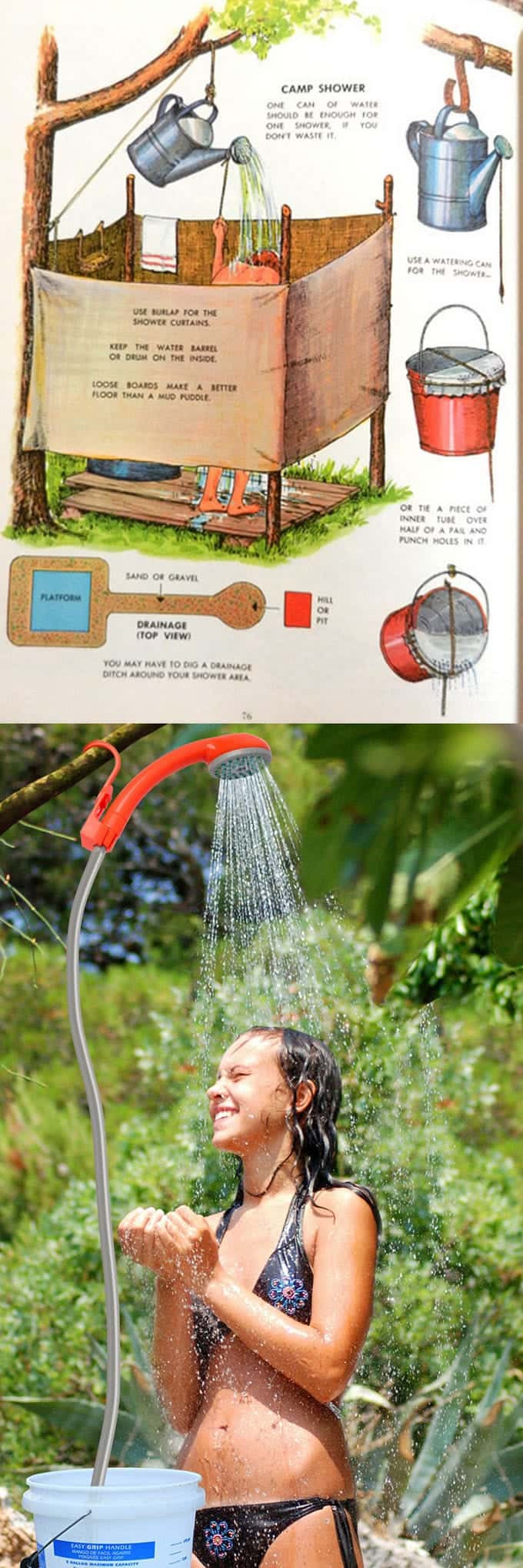 20 Of The Best Ideas For Diy Camp Showers Best Collections
