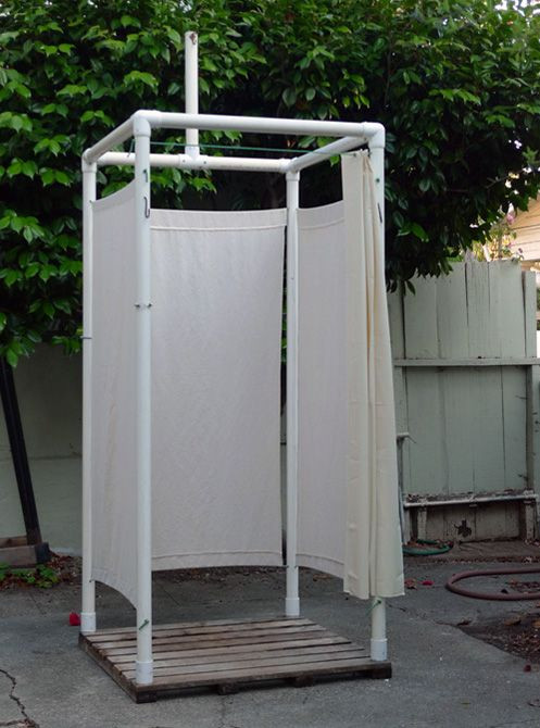 Best ideas about DIY Camp Showers . Save or Pin 11 PVC DIY Camping Projects You ll Want for This Summer Now.