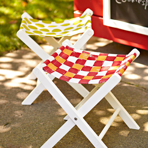 Best ideas about DIY Camping Chairs . Save or Pin 10 Creative DIY Stools Now.