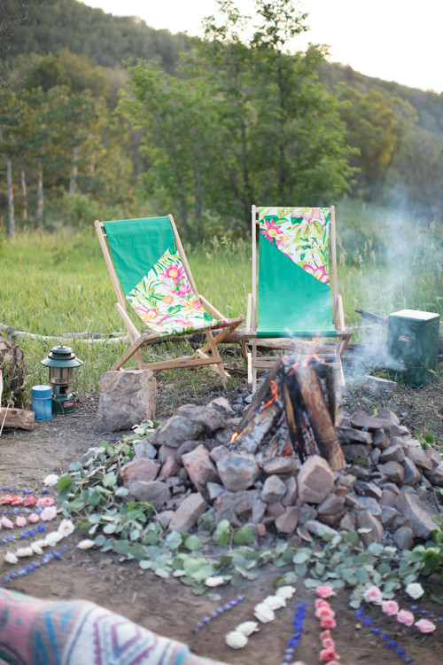 Best ideas about DIY Camping Chairs . Save or Pin DIY camp chair cover The House That Lars Built Now.