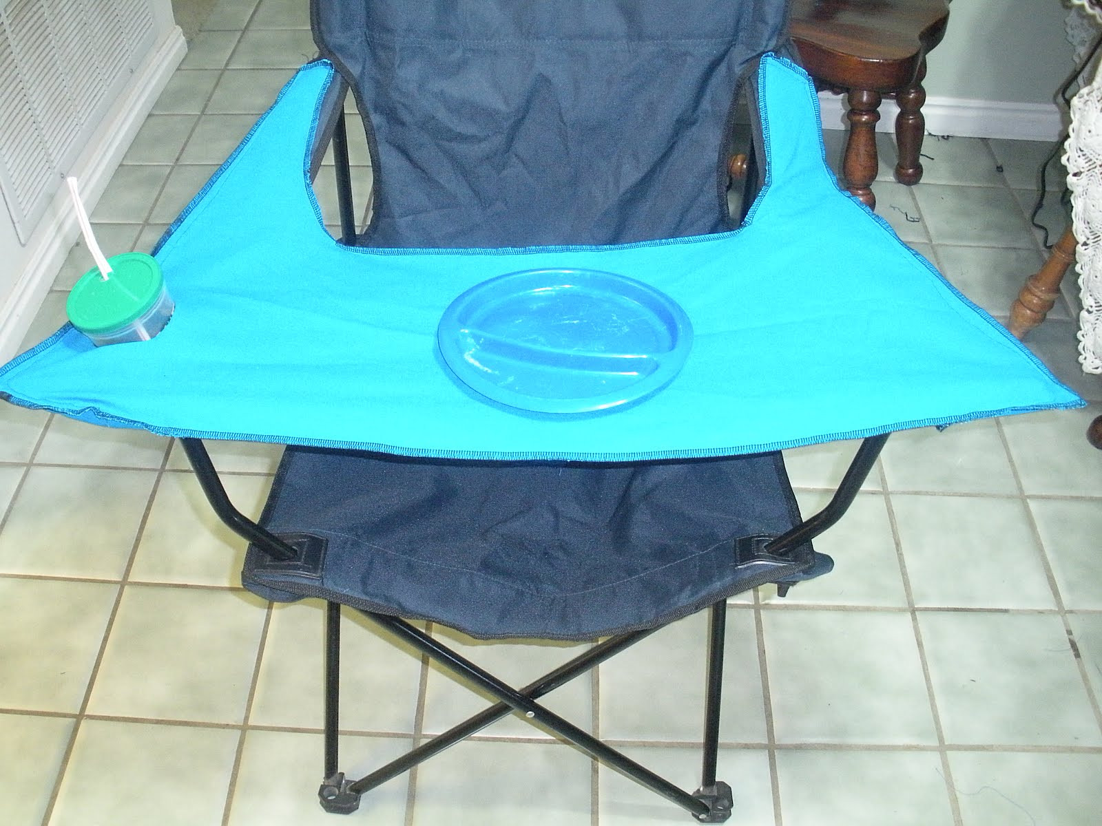 Best ideas about DIY Camping Chairs . Save or Pin Life with the Anderson DIY Camping high chair Now.